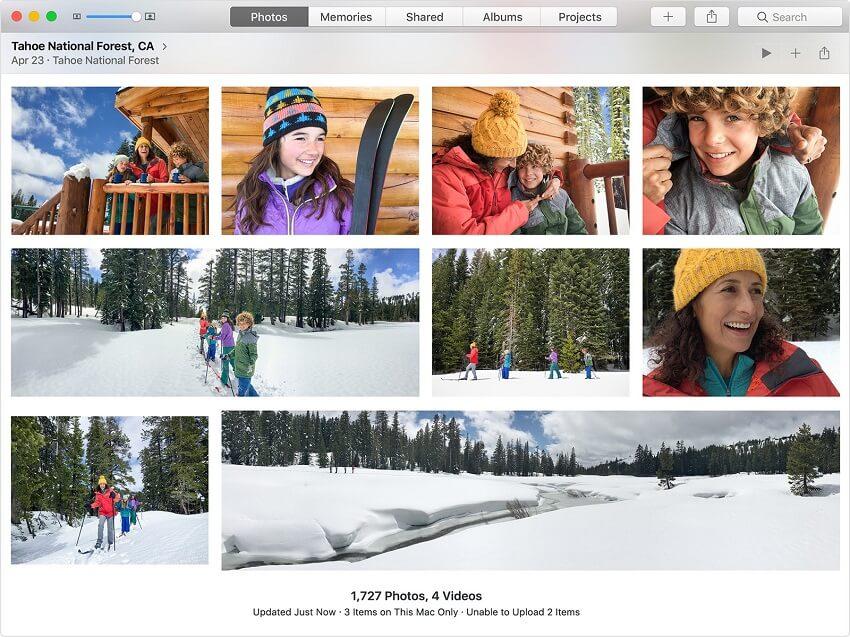 duplicate photos on mac