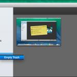 emptying trash on mac